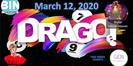 Drago March 12- Benefiting GEN (Gender Education Network tickets