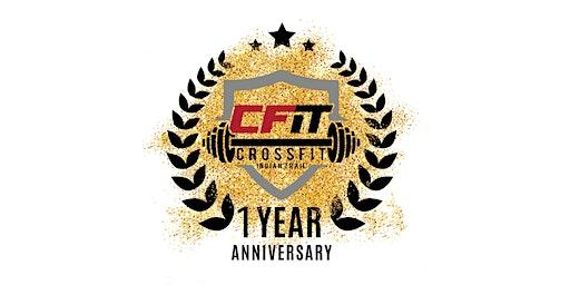CFIT 1 Year Anniversary