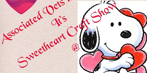 Associated Vets Sweetheart Craft Show