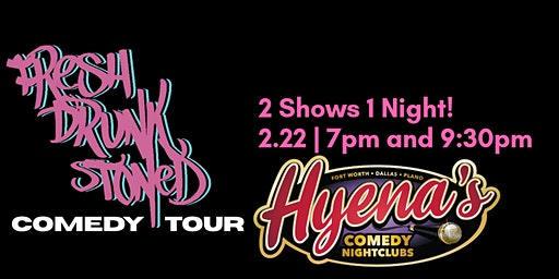 FREE TICKETS | HYENA'S COMEDY NIGHTCLUB 2/22 | Stand Up Comedy Show
