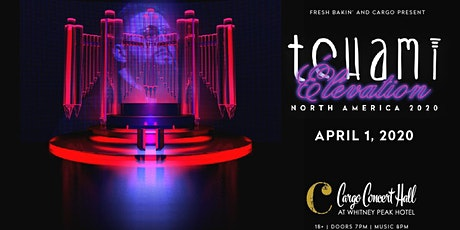 Tchami at Cargo Concert Hall tickets