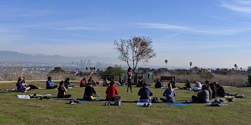 Hike to Yoga LA