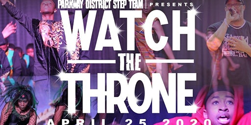 Watch The Throne Youth Step Competition 2020