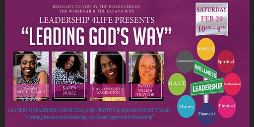 Leading God's Way