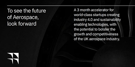 ATI Boeing Accelerator Demo Day tickets