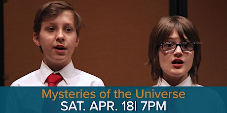 Mysteries of the Universe tickets