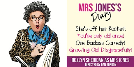 MRS JONES'S DIARY tickets