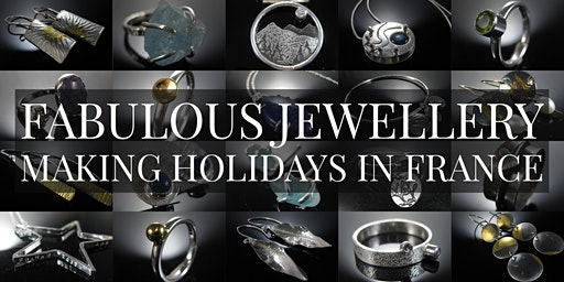 Silver Jewellery  Workshop 3 Days / 4 Nights Inc Accommodation in France