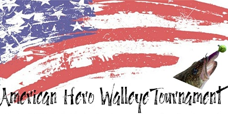 American Hero Walleye Jigging Tournament tickets