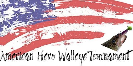 American Hero Walleye Tournament