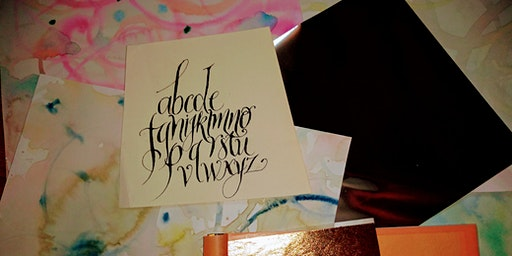 A day of calligraphy