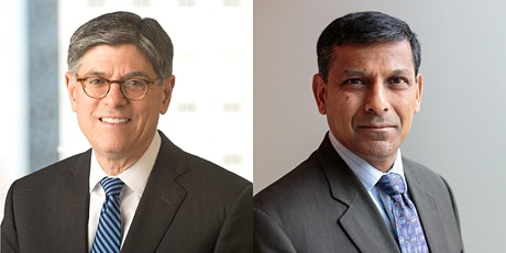 Jack Lew and Raghuram Rajan on Politics and Public Institutions tickets