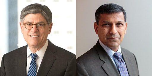 Jack Lew and Raghuram Rajan on Politics and Public Institutions