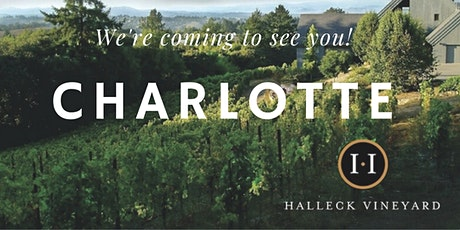 Halleck Vineyard Open House  in Charlotte biglietti