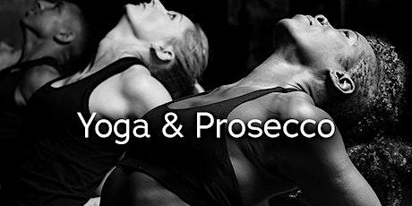 Yoga & Prosecco - ONE LDN tickets