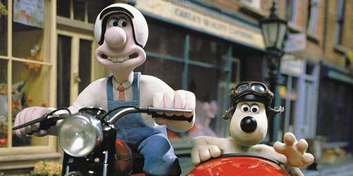 Wallace & Gromit: A Close Shave (U) - Yurt Cinema Screening