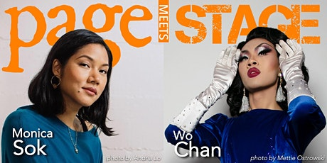 PAGE MEETS STAGE with Monica Sok & Wo Chan tickets