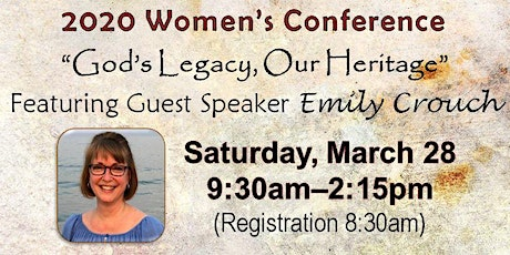 2020 Women's Conference tickets