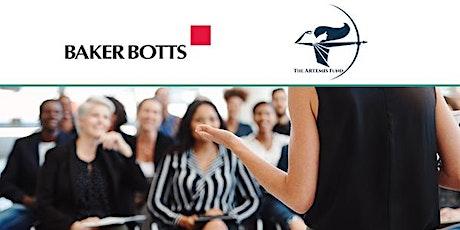Female Founders Breakfast - Baker Botts + The Artemis Fund tickets