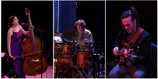 Sunday Live Jazz w/ The Marcos Bagani Trio