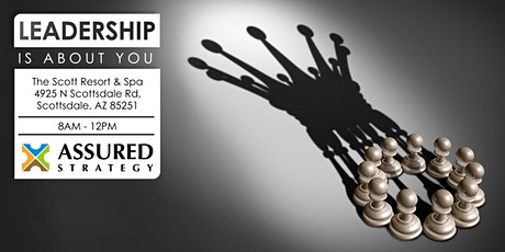 Leadership Is About You Workshop tickets
