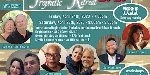 Prophetic Retreat 2020