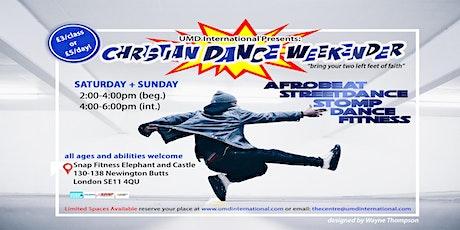 Christian Dance Weekender tickets