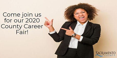 2020 Sacramento County Career Fair tickets