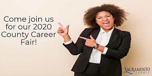2020 Sacramento County Career Fair