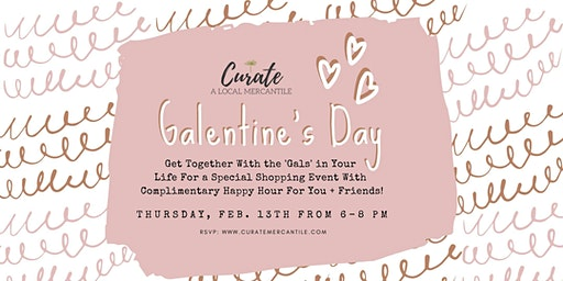 Galentine's Day Special Event Night