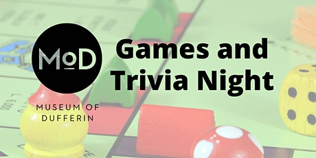 March Break Trivia and Games Night tickets