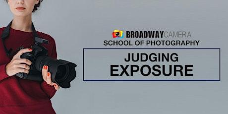 Judging Exposure tickets