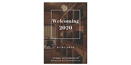 Welcoming 2020 - Domaine Hatzimichalis