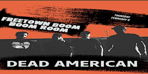 Dead American