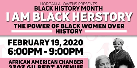 I am Black HERstory, The Power Of Black Women Over History tickets