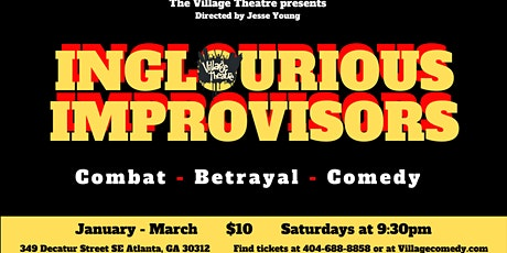 Inglourious Improvisors tickets