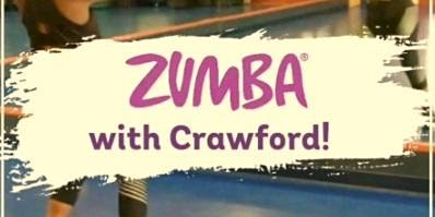 Zumba with Crawford