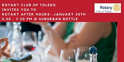 Toledo Rotary After Hours Social--for Members and Non-Members