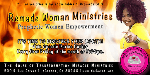 Remade Woman Prophetic Women Empowerment
