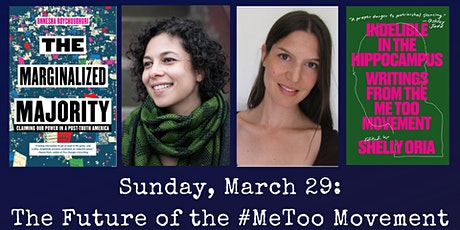The Future of the #MeToo Movement: A Conversation with Onnesha Roychoudhuri & Courtney Zoffness tickets
