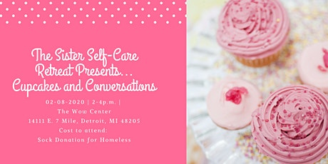 Cupcakes and Conversation 2.0 tickets