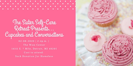 Cupcakes and Conversation 2.0