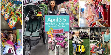 CT Kid Consignment Event: April 3-5, 2020 (JBF Trumbull) tickets