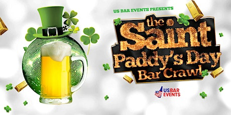 Saint Paddy's Day Bar Crawl - Lexington - March 7th tickets