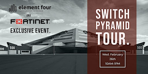 Element Four & Fortinet Switch Pyramid Tour