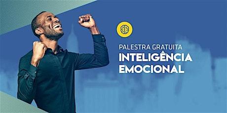 Palestra Inteligência Emocional- [Aracaju] 11/02 ingressos