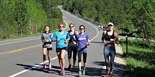 2020 Strong Runner Chicks Retreat