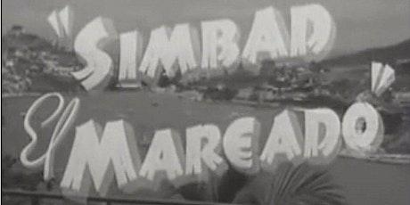 """Cine en la Semana de Guerrero: """"Simbad el mareado"""" entradas"""