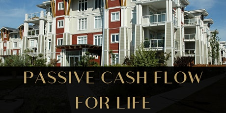 VIRTUAL Multifamily Passive Cash Flow For Life Meetup Event tickets