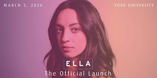 ELLA - The Official Launch